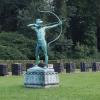 Bogenschütze, Park Sanssouci